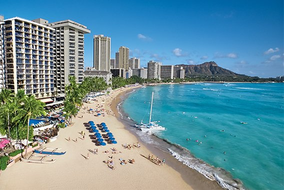 Outrigger Waikiki Beach Resort | Hawaii