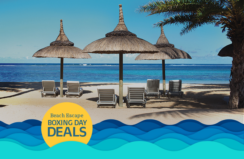 Boxing Day Deals | Outrigger Hotels & Resorts