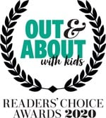 Out & About with Kids - Readers' Choice Awards 2020