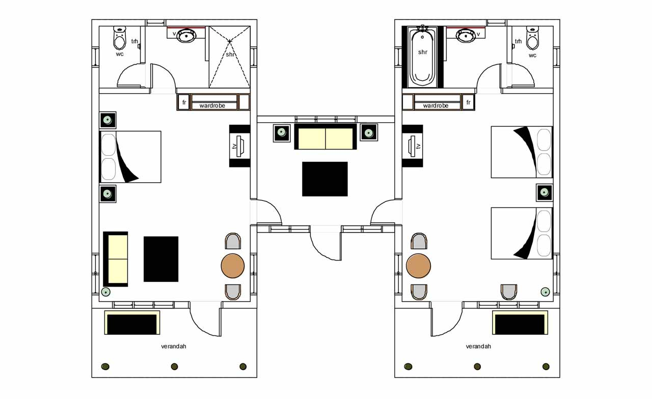 Earth contact house plans home design for Earth contact house plans