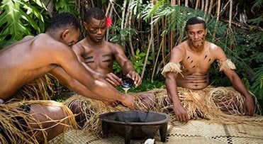 Kava Ceremony - Outrigger Fiji Beach Resort