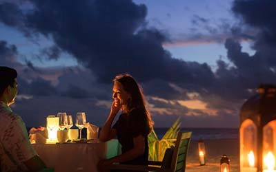 DISCOVERY loyalty experience - Outrigger Konotta Maldives Resort