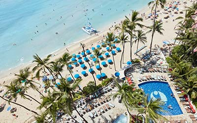 Free night at Outrigger Waikiki Beach Resort