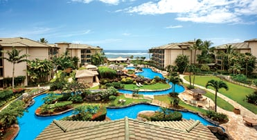 Waipouli Beach Resort Kauai by Outrigger