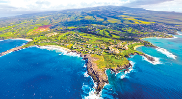 The Kapalua Villas Maui