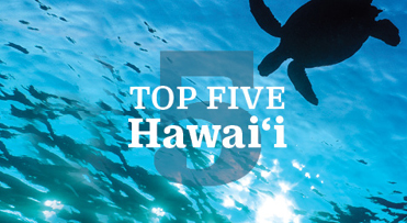 Top 5 Hawaii | Hawaii Island