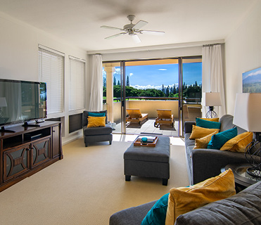 Kapalua Golf Villas Fairway 1 Bedroom