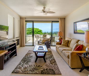 Kapalua Golf Villas Gold Fairway 1 Bedroom
