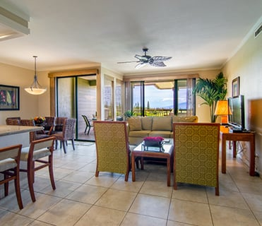 Kapalua Golf Villas Gold Fairway 2 Bedroom