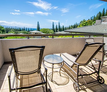 Kapalua Golf Villas Gold Oceanview 1 Bedroom