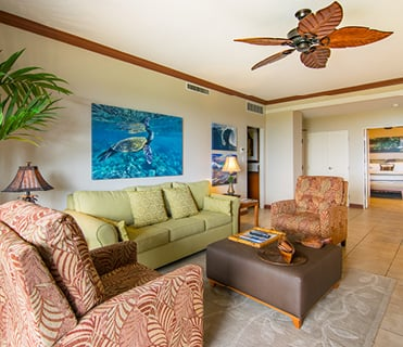 Kapalua Golf Villas Gold Oceanview 2 Bedroom