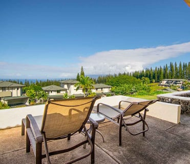 Kapalua Golf Villas Gold Partial Oceanview 2 Bedroom