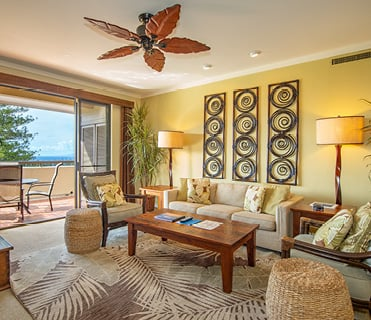 Kapalua Golf Villas Oceanview 2 Bedroom