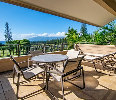 Kapalua Golf Villas Partial Oceanview 1 Bedroom