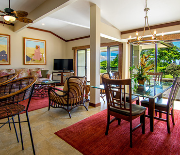 Kapalua Villas 2 Bedroom