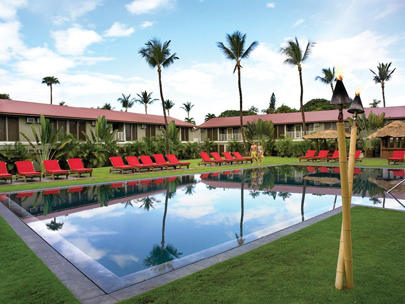 Pool at Aina Nalu Lahaina by Outrigger