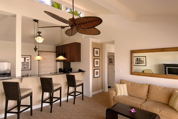2 Bedroom 1 Bath at Aina Nalu® Lahaina by Outrigger®