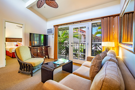 2 Bedroom 2 Bath at Aina Nalu® Lahaina by Outrigger®