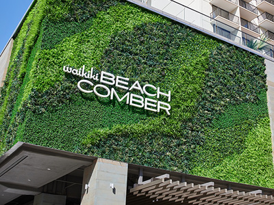 Exterior - Waikiki Beachcomber by Outrigger