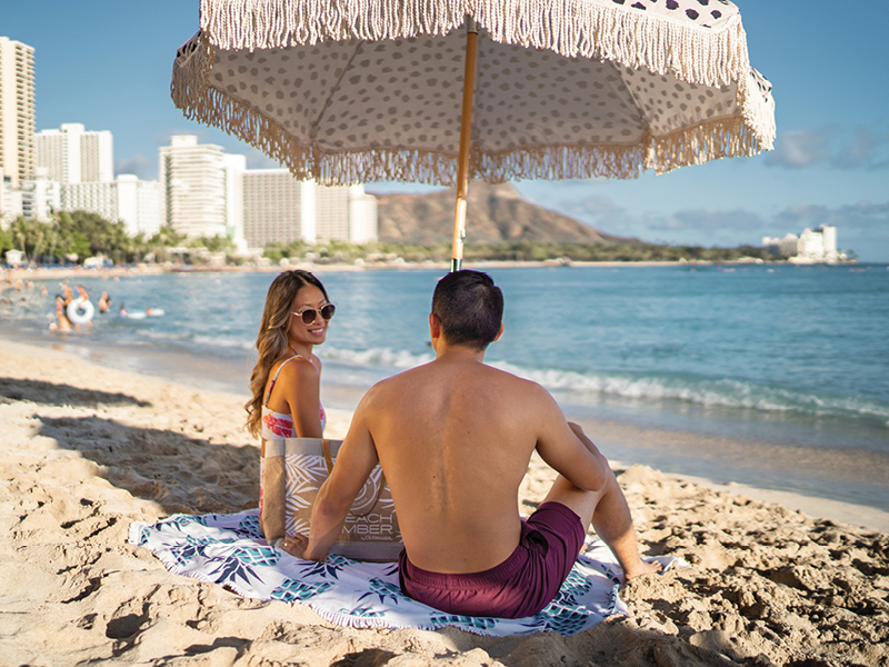 Steps away from famous Waikiki Beach | Waikiki Beachcomber by Outrigger