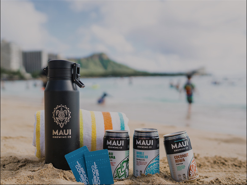Maui Brewing Co - Waikiki
