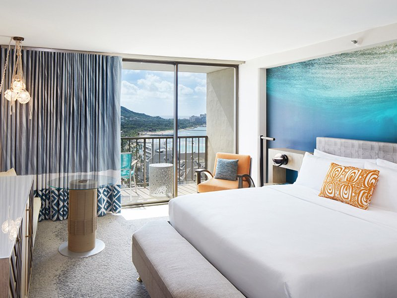 Room at Waikiki Beachcomber by Outrigger