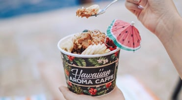 Best Acai Bowl in hawaii - Waikiki Beachcomber