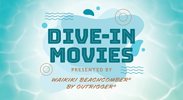 Dive in Movies at Waikiki Beachcomber by Outrigger