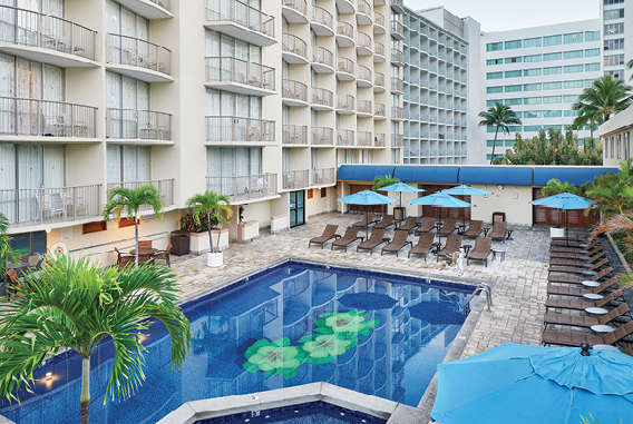 Pool | OHANA Waikiki East by Outrigger