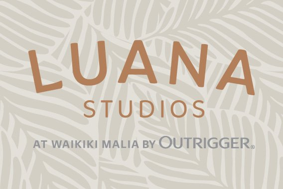 Luana Studios at Waikiki Malia by Outrigger Logo