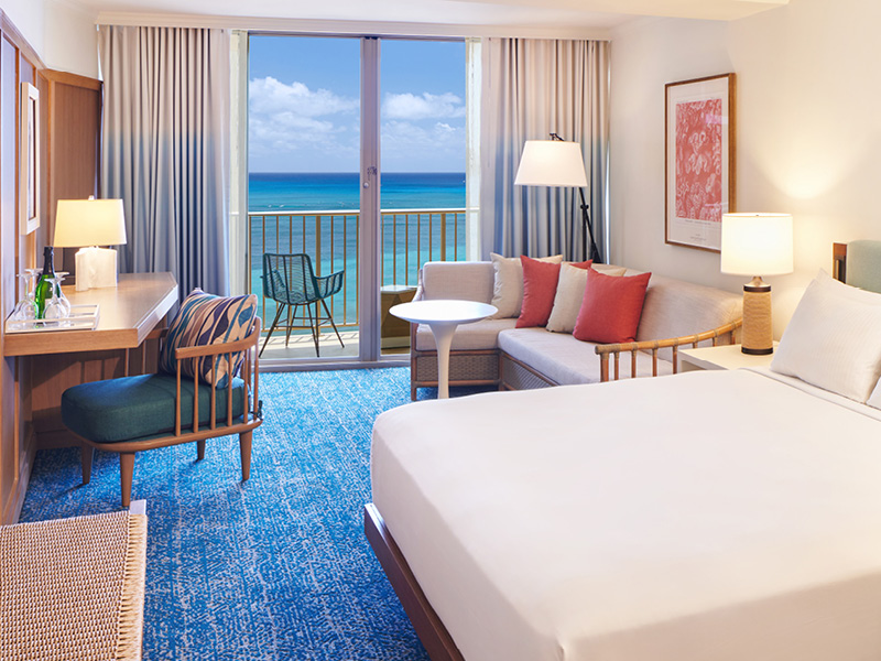 New rooms | Outrigger Reef Waikiki Beach Resort