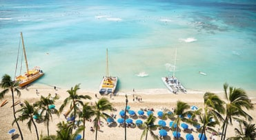 V47 Club Oceanfront - Outrigger Waikiki Beach Resort