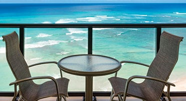 Oceanfront - Outrigger Waikiki Beach Resort