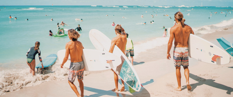 Surfer In Residence | Outrigger Waikiki Beach Resort