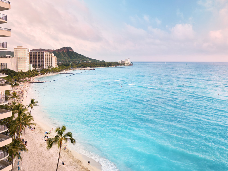 Diamond Head and Waikiki Beach | Outrigger Hotels & Resorts