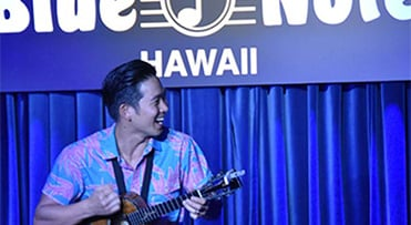 Jake Shimabukuro at Blue Note Hawaii