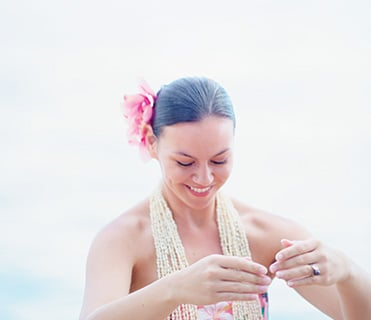 Vow renewal - Outrigger Hotels & Resorts