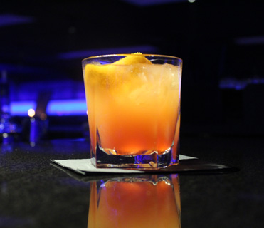 Blue Note Hawaii - Living Coral Cocktail