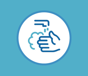 Frequent Hand Washing Icon