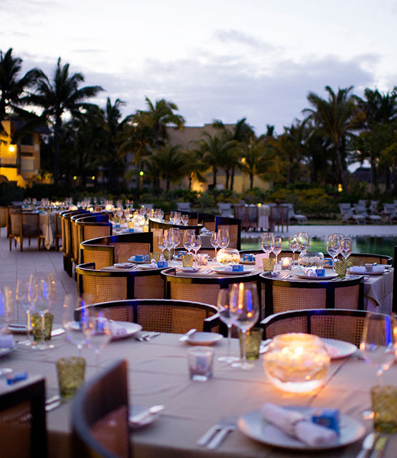 meetings - Outrigger Mauritius Beach Resort - event space