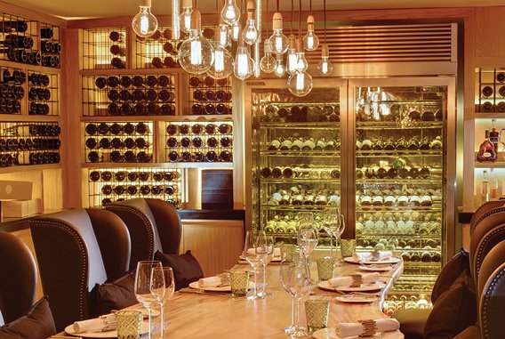 Rouben's Wine Room | Outrigger Mauritius Beach Resort