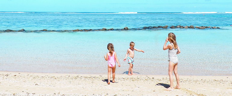 Coral Kids | Outrigger Mauritius Beach Resort