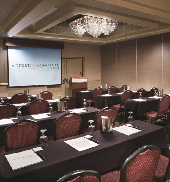 Meeting room - Airport Honolulu Hotel