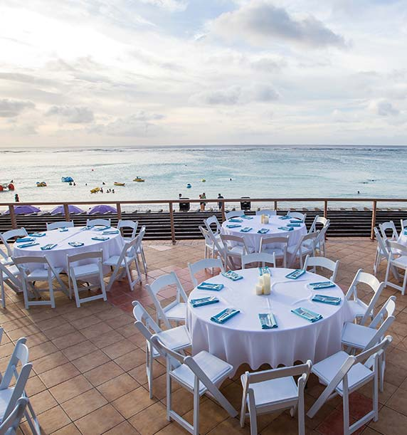 Tasi Terrace - Outrigger Guam Beach Resort