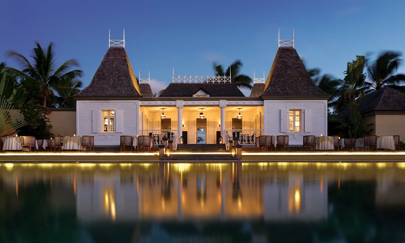 outrigger mauritius beach resort - the plantation club