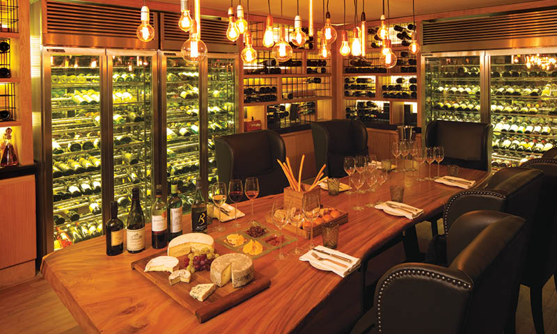 Wine and Cheese Pairing Ideas - Outrigger Mauritius Beach Resort - Rouben's Wine Room