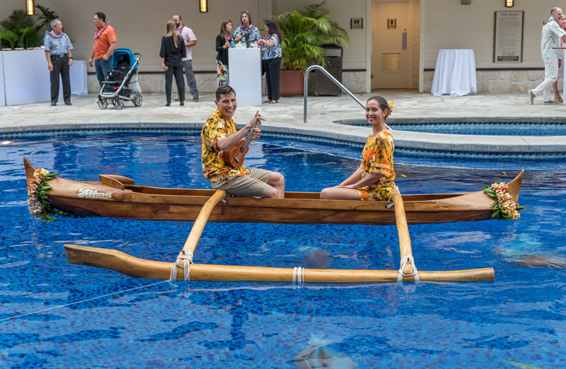 Outrigger Hotels & Resorts - Canoe