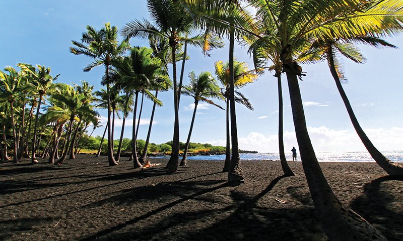 The best family-friendly beaches on Hawaii's Big Island