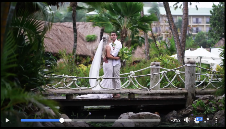 fiji wedding video 1