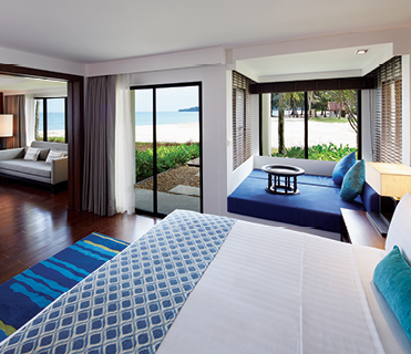 Oceanfront 1 Bedroom Suite | Outrigger Laguna Phuket Beach Resort